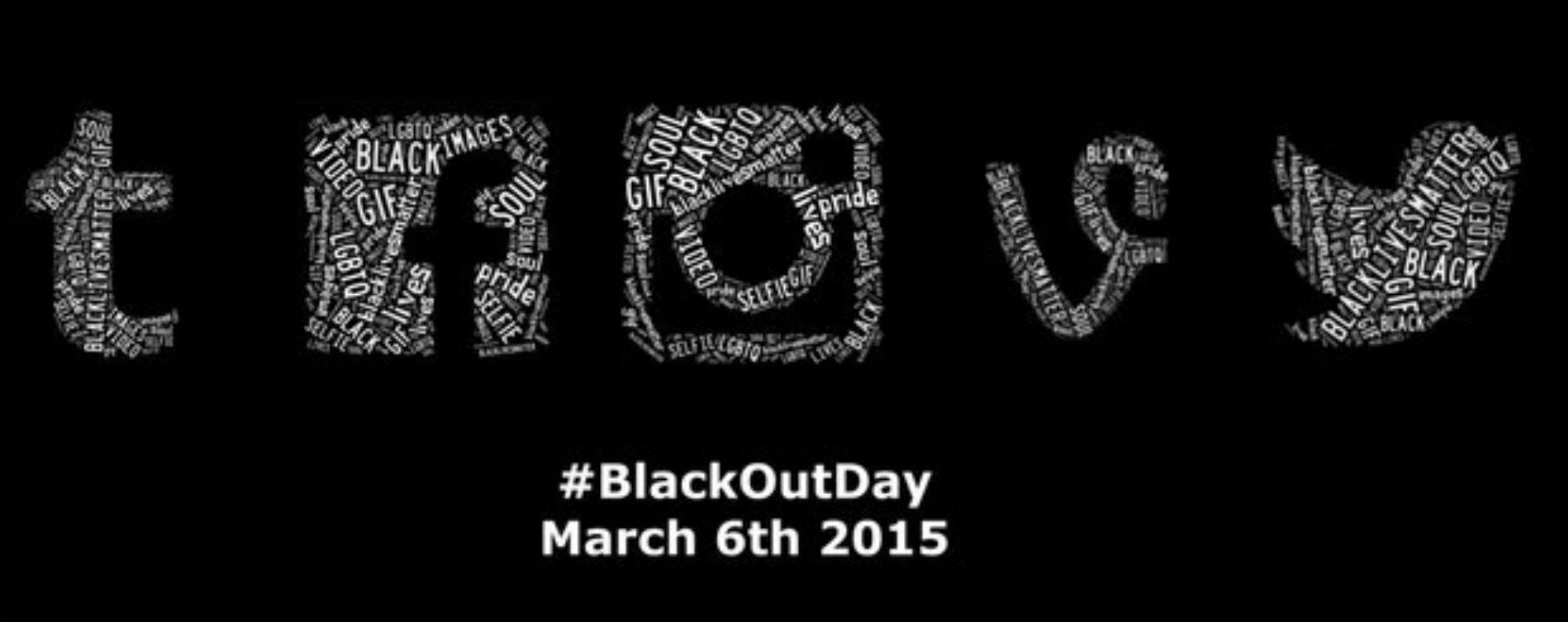 article template - BlackOut Day image