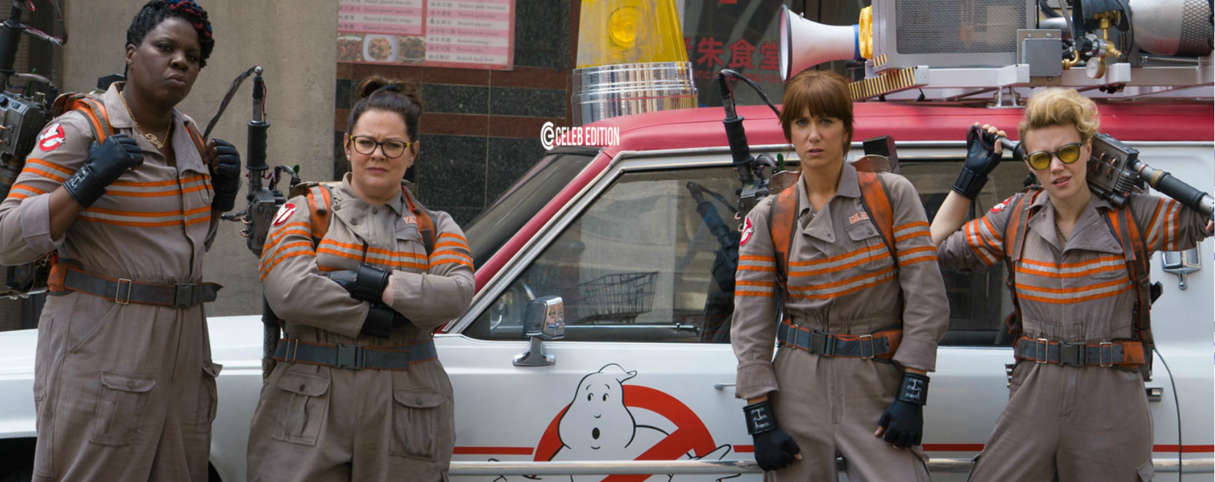 article template- Ghostbusters reboot
