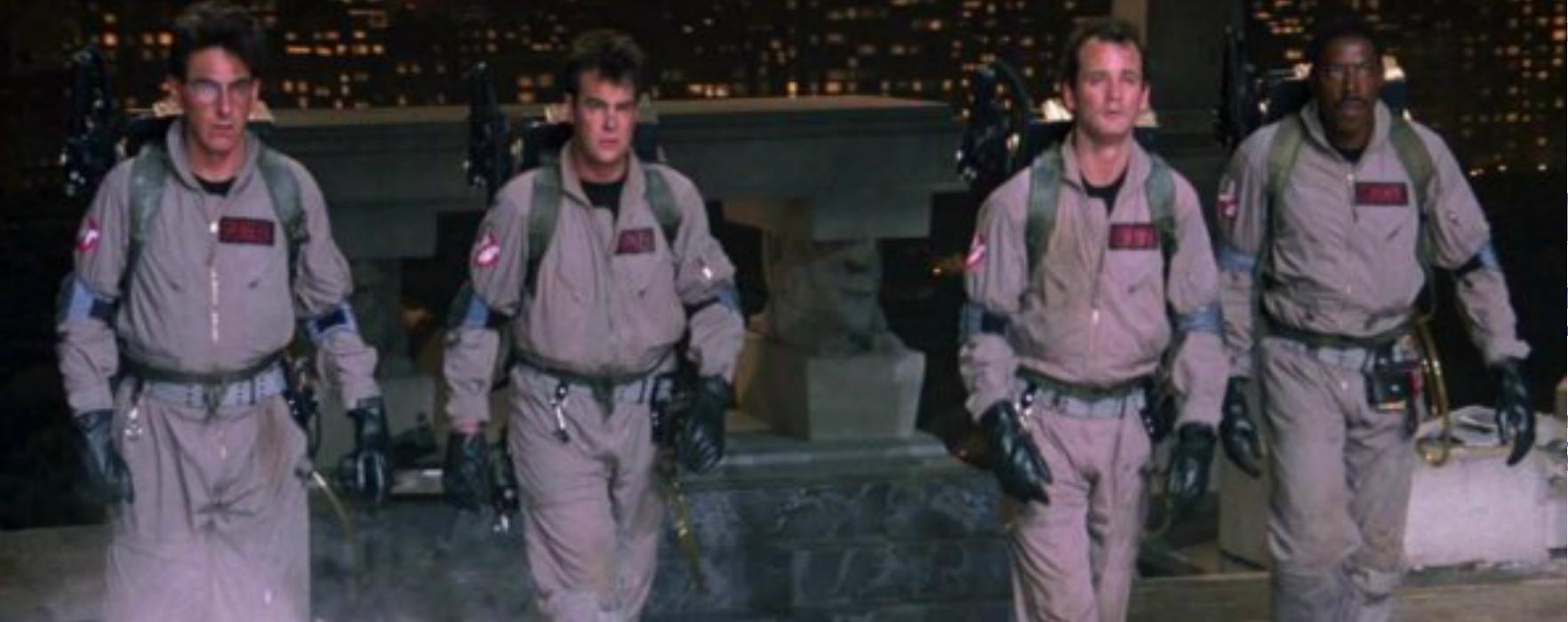 article template - Original Ghostbusters
